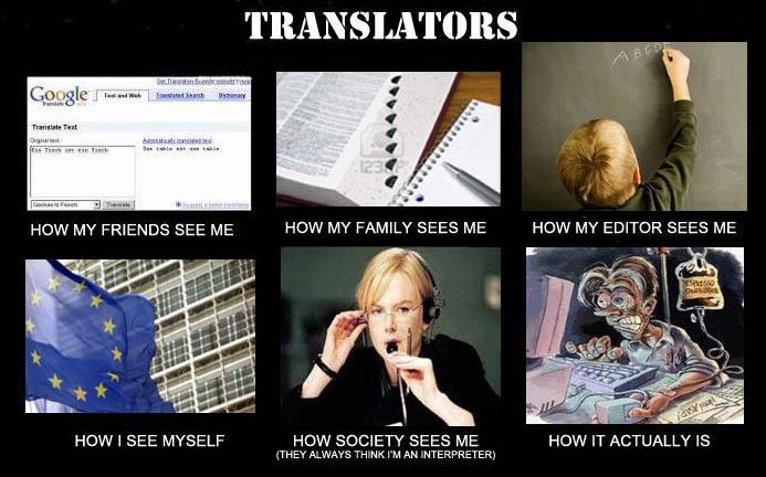 translator's job