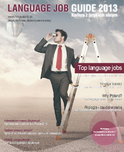 language job guide 2013