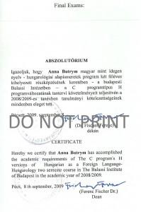 Balassi Intezet hungarologia