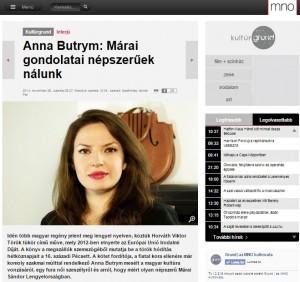 MNO Szathmary Butrym interju wywiad