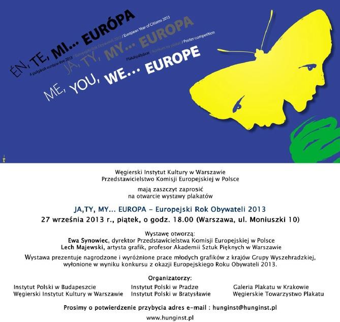 Europa WIK zaproszenie