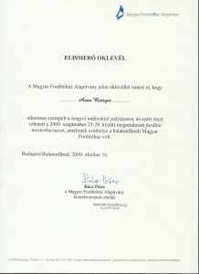 MFHA 2009