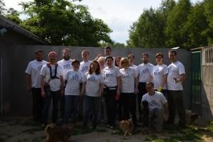 Fundacja Azylu Koci Świat_Citi Volunteers_grupowe