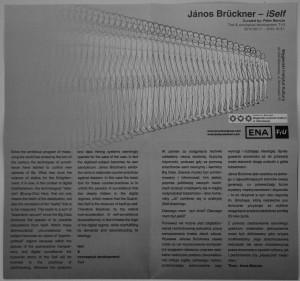 Janos Bruckner iSelf Warszawa Anna Butrym