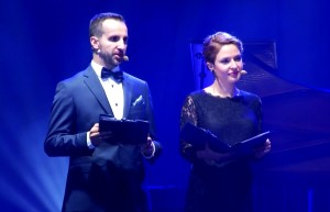 Anna Butrym Mariusz Walczak Gala Sportu Akademickiego 2015 Łódź