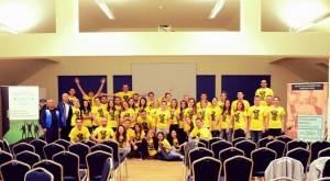 Akademia Liderów AZS 2015 Wilkasy