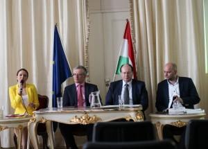 Rok Kultury Węgierskiej_Konferencja Prasowa 11 05 2015 Ambasada Węgier_1foto Irena Szewczyk