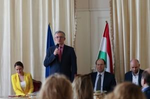 Rok Kultury Węgierskiej_Konferencja Prasowa 11 05 2015 Ambasada Węgier_foto Irena Szewczyk