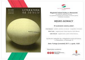 Literatura na Świecie_ Węgro-Słowacy_sm