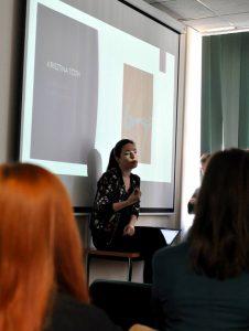 Anna Butrym 11 Studenckie Warsztaty Tłumaczeniowe przekład literatury węgierskiej