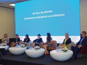 Moderacja panelu konferencyjnego Anna Butrym